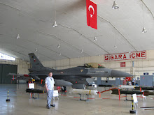 TURKISH FLAG - F-16 FIGHTING FALCON - KNIGHT