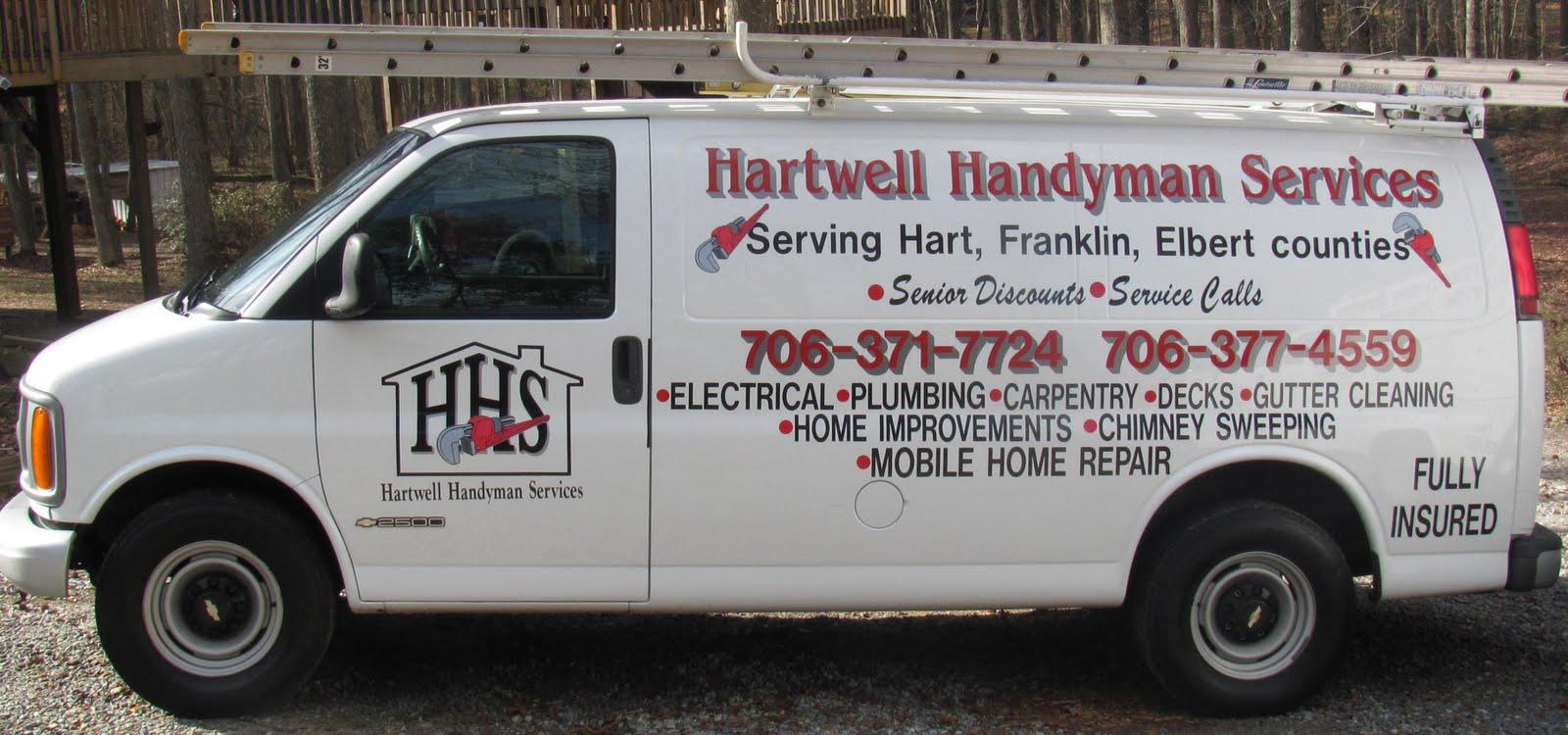 Hartwell Handyman Services Llc Custom Built Playground