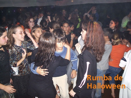 Fiesta HALLOWEEN de Andrea (11 años)