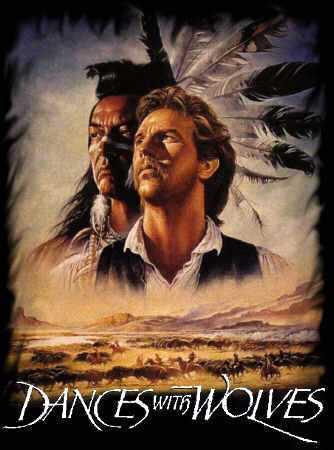 Danza con lobos (1990)