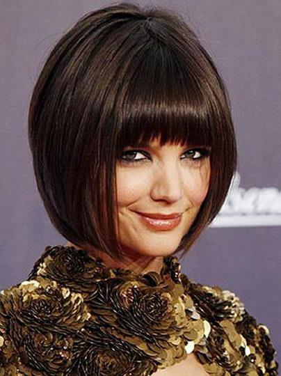 katie holmes haircut 2010. Sexy Hair Cut