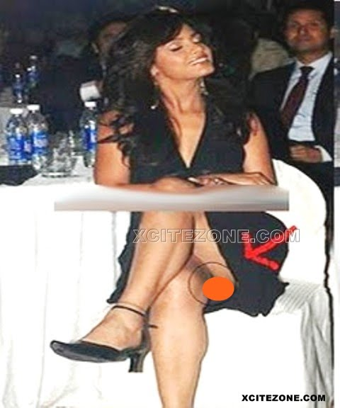 Yana gupta without panties upskirt at charity event