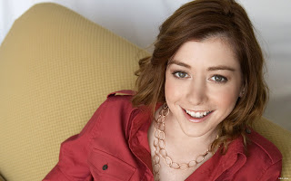 Alyson  Hannigan Seen On www.coolpicturegallery.us