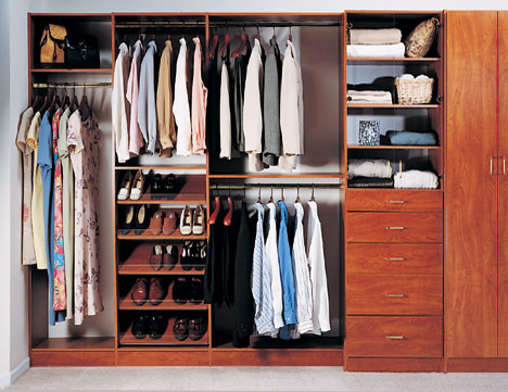 Nm construcciones nm interior muebles de closets y for Closet modernos para hombres