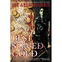 Best Served Cold review Joe Abercrombie