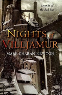 Nights of Villjamur review by Mark Charan Newton