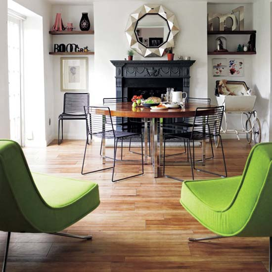 Delicious Decor Eclectic Rooms
