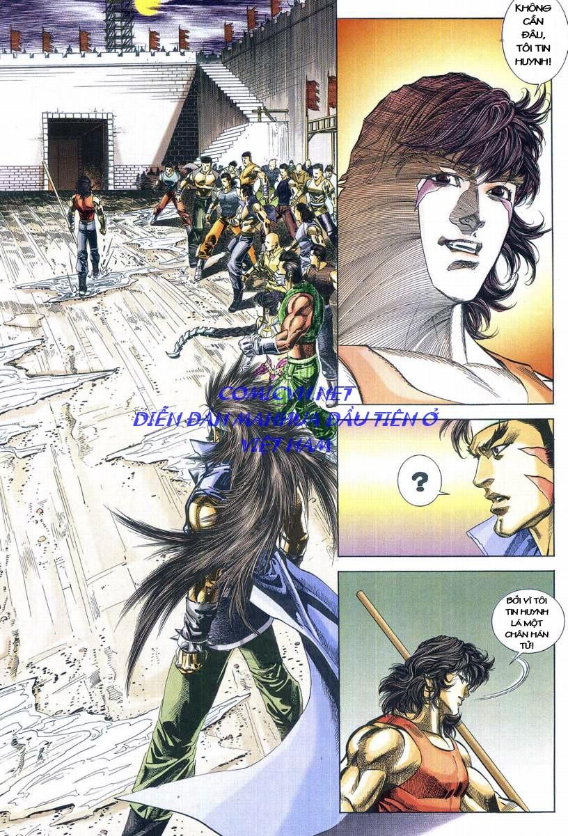 Thuỷ Hử Anh Hùng chap 3 - Trang 22
