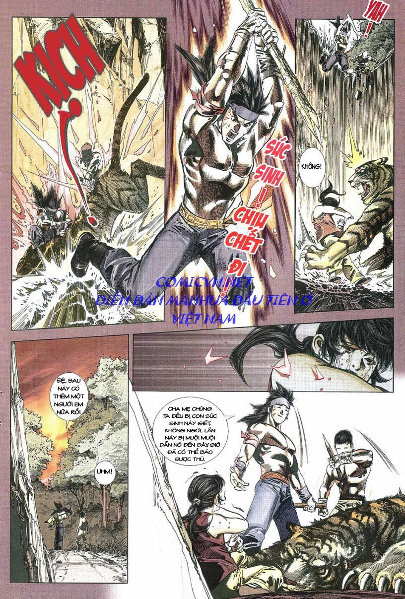 Thuỷ Hử Anh Hùng chap 3 - Trang 18
