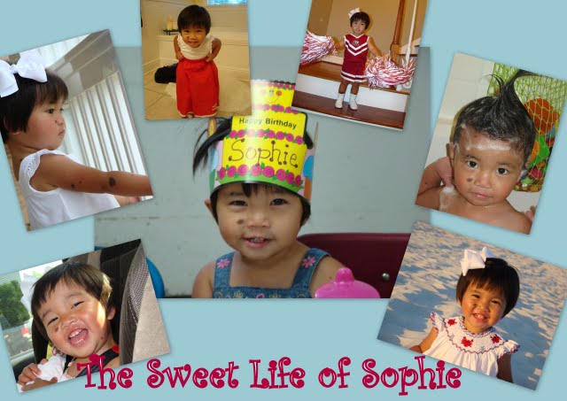 The Sweet Life of Sophie
