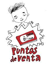 PUNTOS DE VENTA DEL LIBRO SINNADA