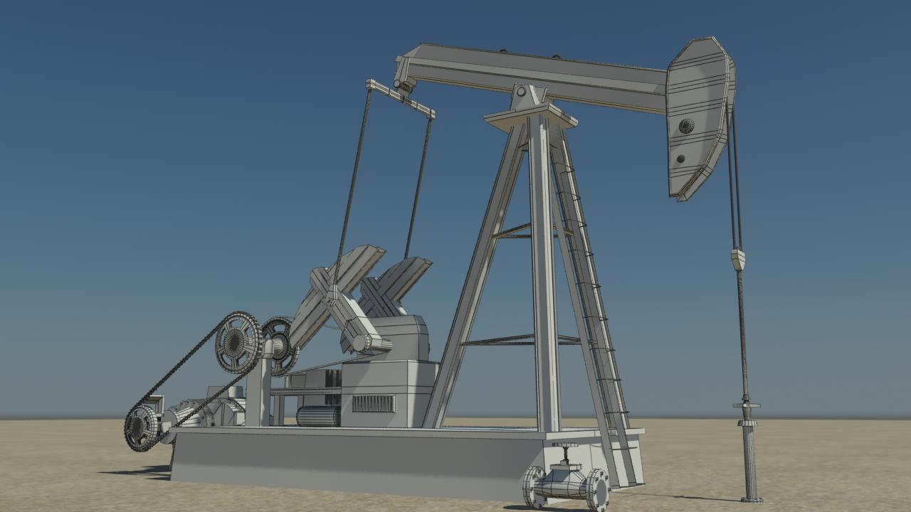 3d wacht david machine engineering - Pompe a petrole ...