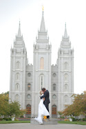 Salt Lake Temple 2008
