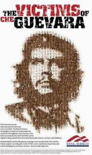 """The Victims of Che Guevera"" poster"
