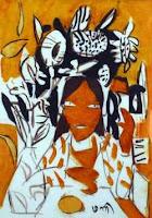 a work by K.G. Subramanyan