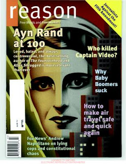Ayn Rand Scholarship Essay