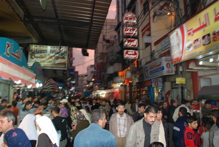 Gaza staving 7