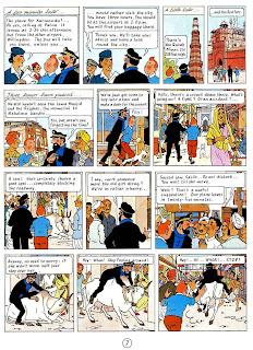 Tintin in Tibet
