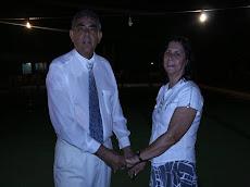 Presidente e a Esposa