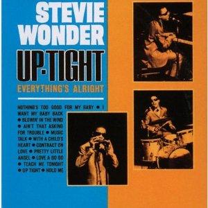 Stevie Wonder - 1966 - Uptight (Everything's Alright)