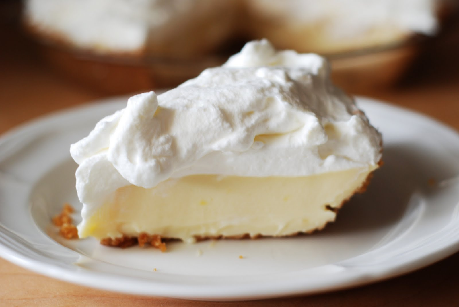 Dizzy Girl Bakes: Key Lime Pie