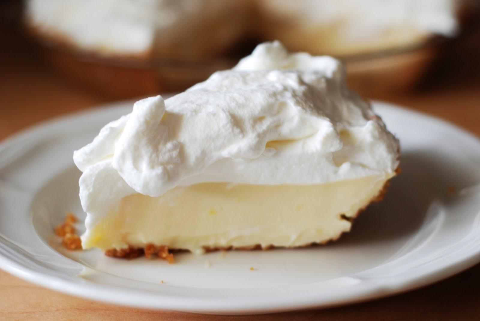 Dizzy Girl Bakes: Key Lime Pie