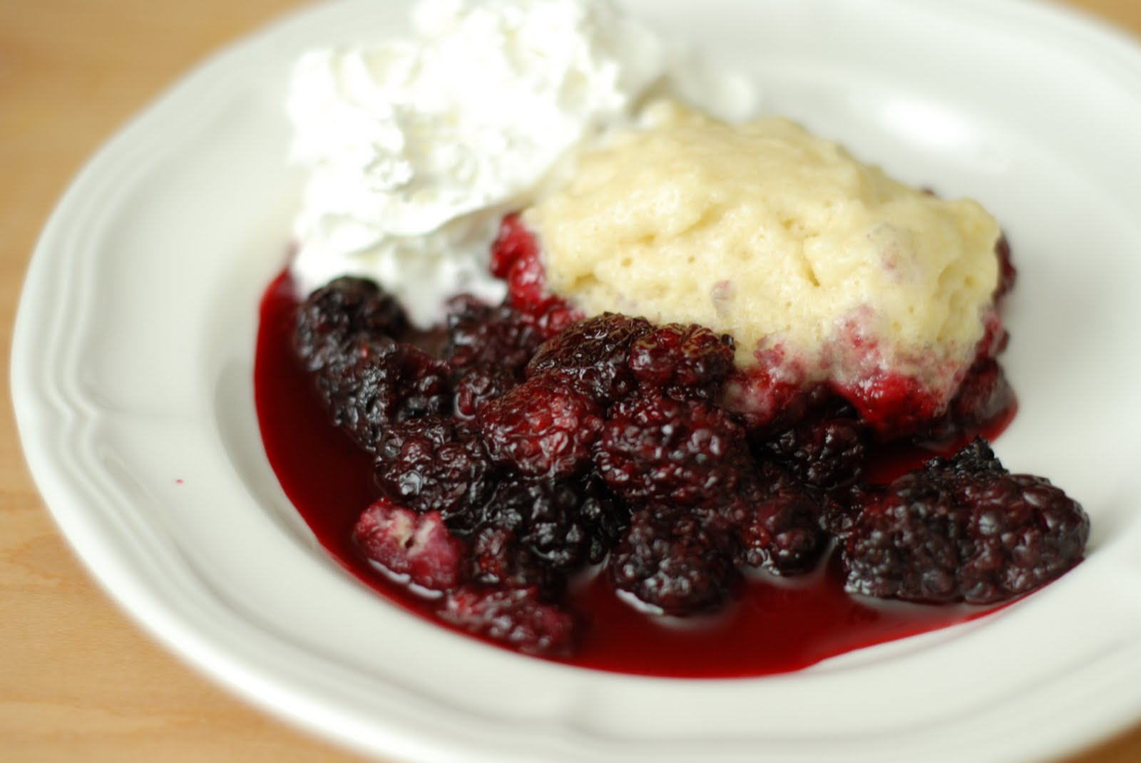 Blackberry Slump Recipes — Dishmaps
