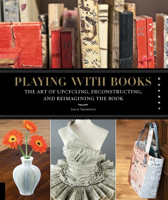 Playing with Books, Jason Thompson