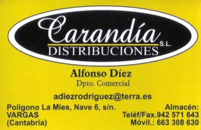 Carandia distribuciones s&l fashions dress collection