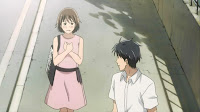 Nodame realizes that she loves Chiaki -- to his horror