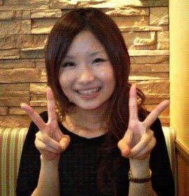 Nozomi-chan, at an earlier dinner