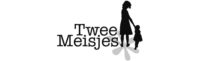 Twee meisjes in de stad