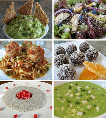 Foods for long life complete raw vegan hanukkah christmas or new complete raw vegan hanukkah christmas or new years menu forumfinder Choice Image