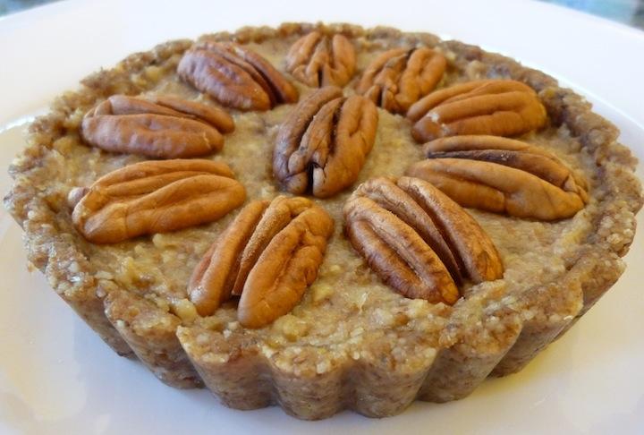 ... Pecan Pie, Made As Cute Little Tarts - A Great Thanksgiving Dessert