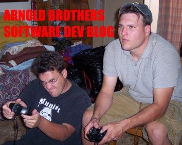 Arnold Brothers Software Development Blog