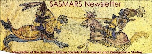 Sasmars Newsletter