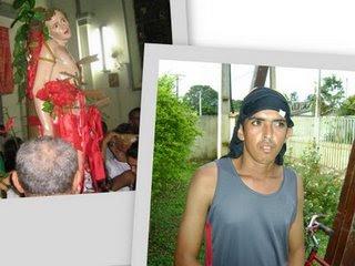 Romeiro caminha 160km para pagar promessa em Xapuri