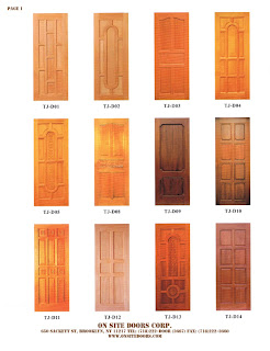 Custom Wood Doors Arcitectural Products