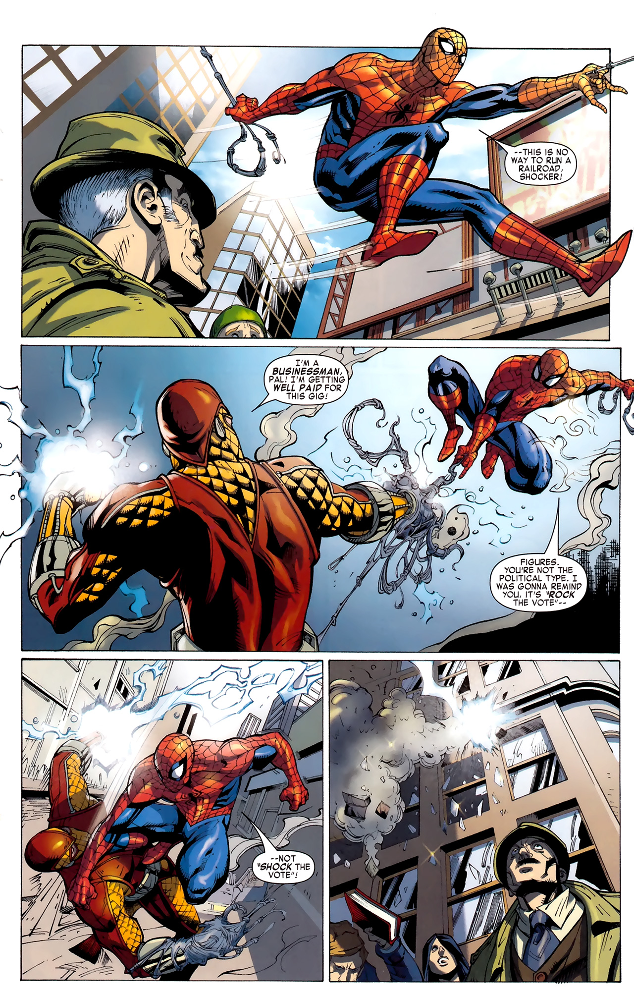 Amazing Spider-Man Family chap 8 pic 34