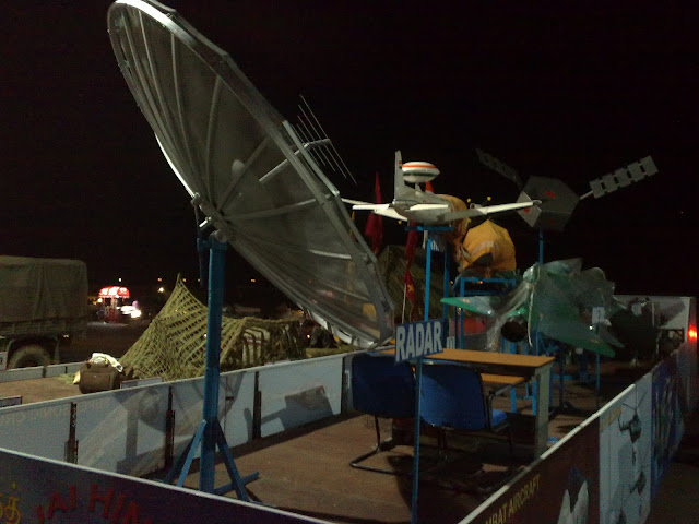 Radar @ 62nd Republic Day Parade Chennai