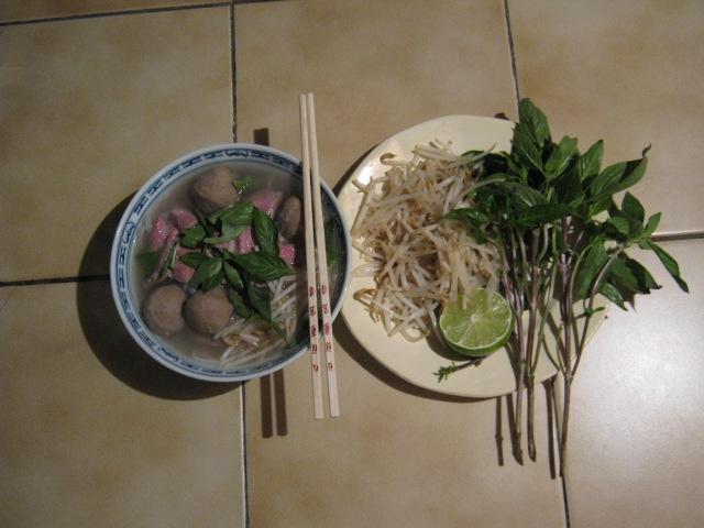 Cours de cuisine vietnamienne en idf soupe pho - Cours de cuisine vietnamienne ...