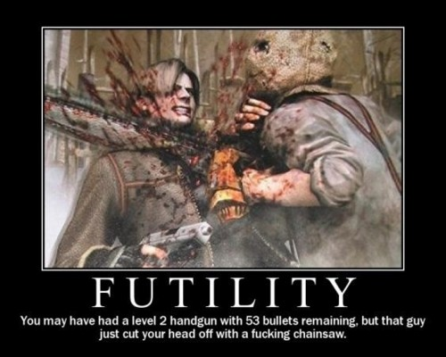 Funny video game demotivators