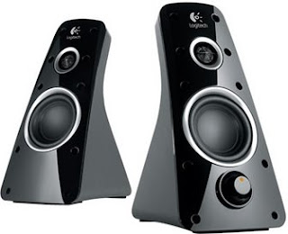 Z520 Logitech Speakers