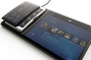 Futuristic GO Concept Cell Phone