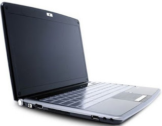 Acer's Packard Bell Butterfly Notebook