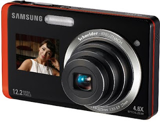 Samsung TL225 Dual View Camera