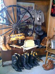 Cowboy Hats & Tony Lama's!
