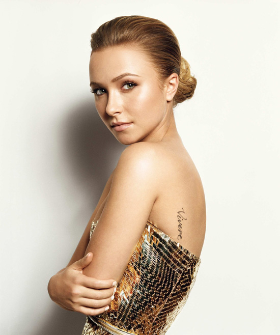 hayden panettiere tattoo. Posted by tribal tattoos,