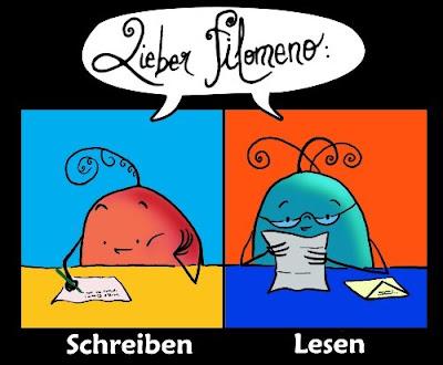Dibujos de verbos
