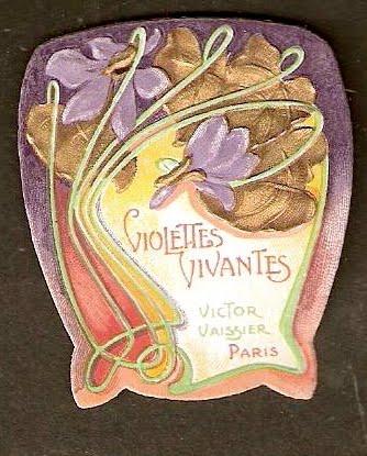 Violettes vivantes